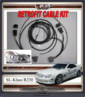 Klarglas Facelift kabel kit 1st