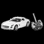 Mercedes SLS AMG, Coupé radiobil vit