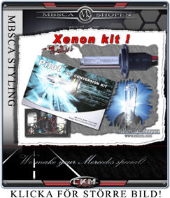 Xenon Kit HID komplett.