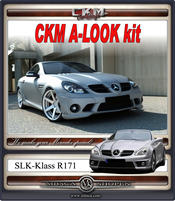 """1. CKM """"A-look"""" Front kit"""