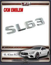 Emblem SL63