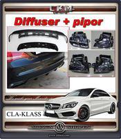 1. Diffuser + pipor kit