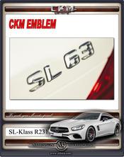 Emblem SL63 New Style